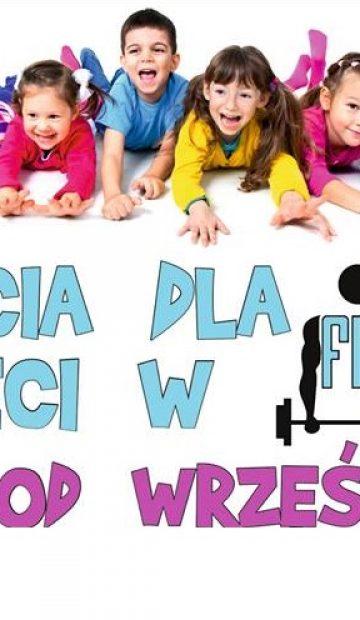 Zajęcia dla najmłodszych Klubowiczów od września!